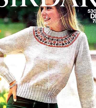 ladies-sidar-fairisle-jumper