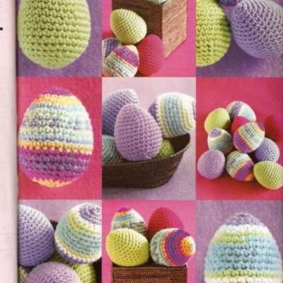 free-crochet-easter-eggs