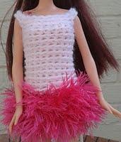 barbie-fluffy-skirt-dress-pattern