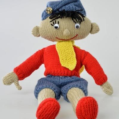 Noddy-Knitting-Pattern
