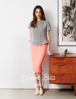 debbie-bliss-mia-knitting-pattern-lace-panel-top