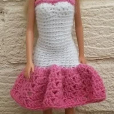 barbie prom dress