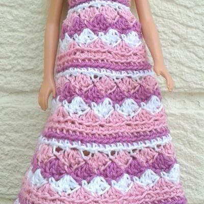 barbie-crochet-dress-pattern