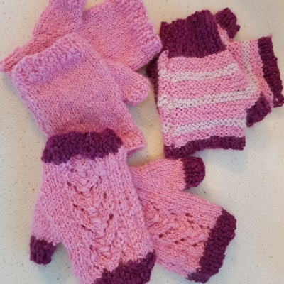 knitted-mittens-pattern